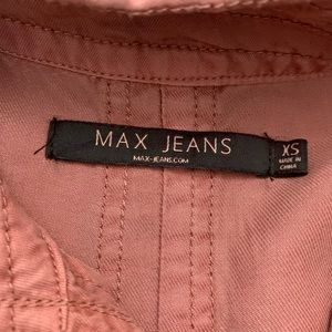 Max Jeans Jackets & Coats - Max Jeans Utility Jacket